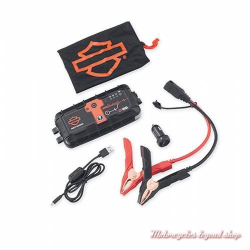 Pack batterie portable HOG, compact, Harley-Davidson 66000147