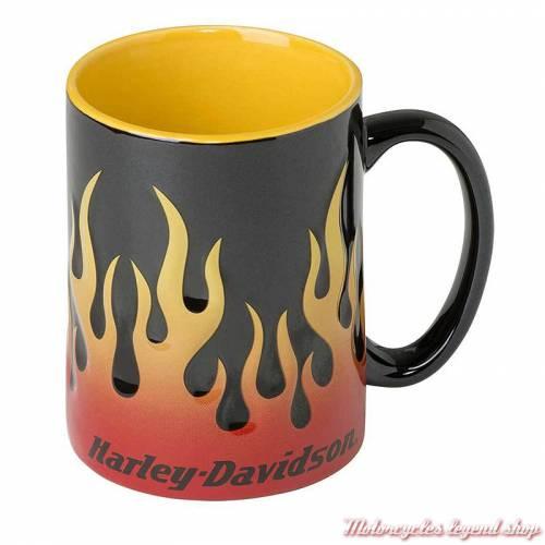 Mug Flames Harley-Davidson