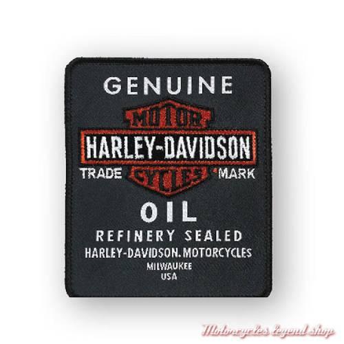 Patch Genuine Oil Harley-Davidson