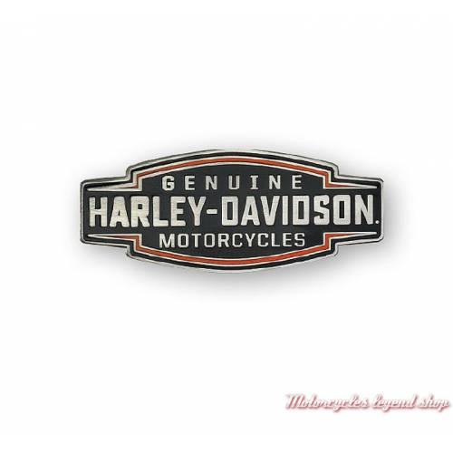Pin's Velocity Text Harley-Davidson