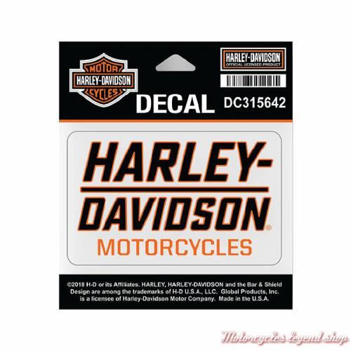 Sticker Traction Harley-Davidson