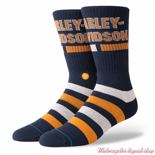 Chaussettes Bars Harley-Davidson homme