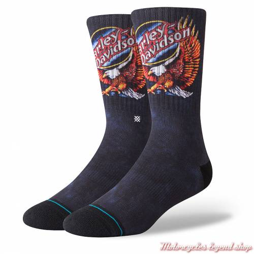 Chaussettes Night Eagle Harley-Davidson homme