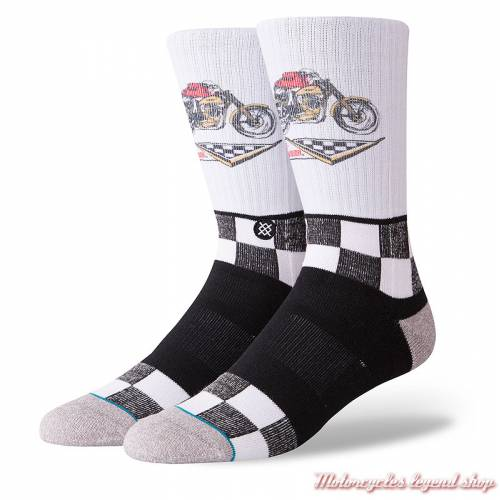 Chaussettes Racer Harley-Davidson homme