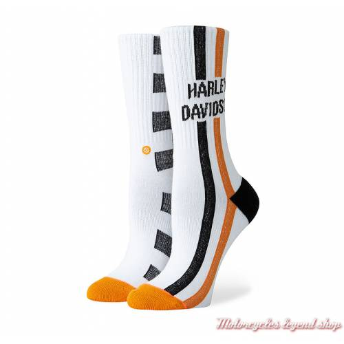 Chaussettes Checkers Harley-Davidson femme