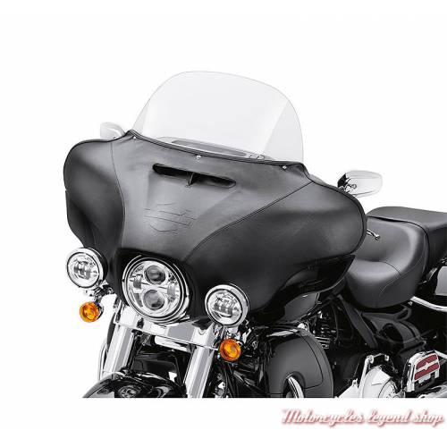 Araignée de carénage Harley-Davidson, vinyle noir, 57000307