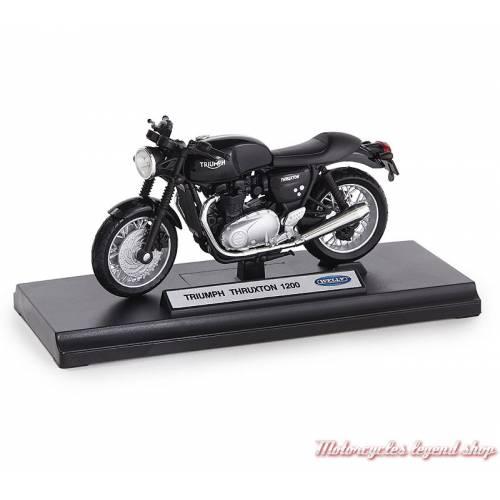 Miniature Triumph Thruxton 1200