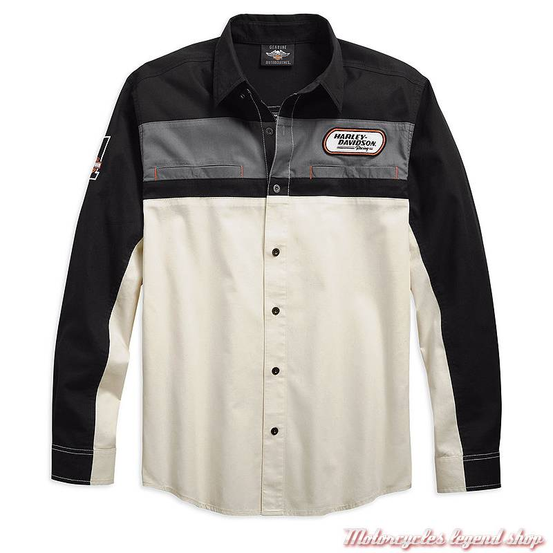 newest collection 515a4 2efee chemise-h-d-racing-harley-davidson-homme.jpg