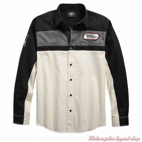 Chemise H-D Racing Harley-Davidson homme