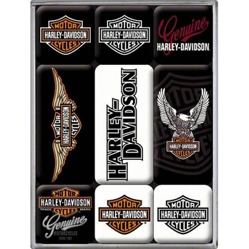 Magnets Harley-Davidson Logo
