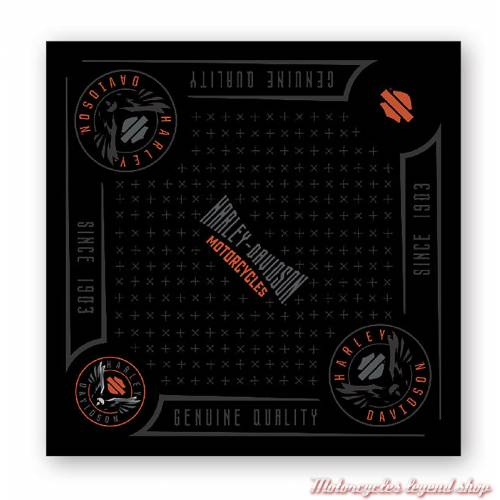 Bandana Velocity Harley-Davidson homme