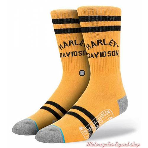 Chaussettes Road Boss Harley-Davidson homme