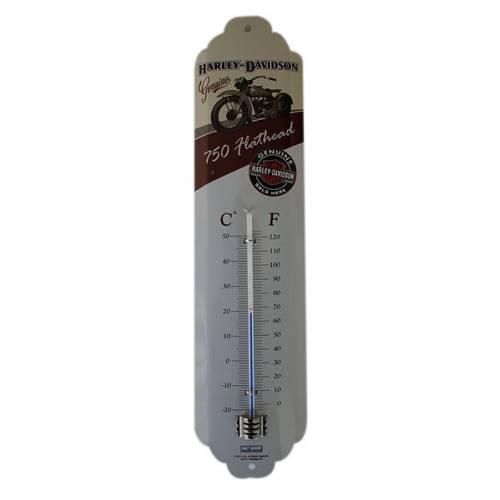 Thermomètre Harley-Davidson Flathead