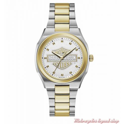 Montre Bar & Shield Harley-Davidson femme