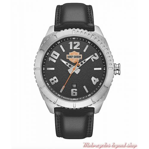 Montre Bar & Shield Harley-Davidson homme