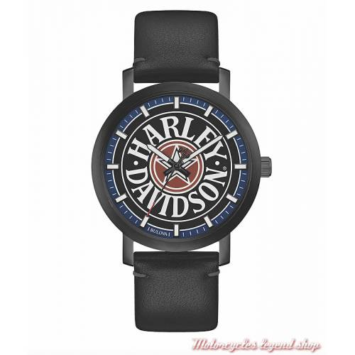 Montre Fat Boy Harley-Davidson homme