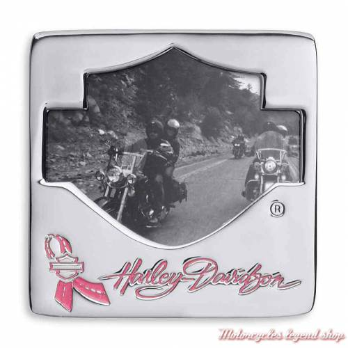 Magnet porte photo Pink Label Harley-Davidson