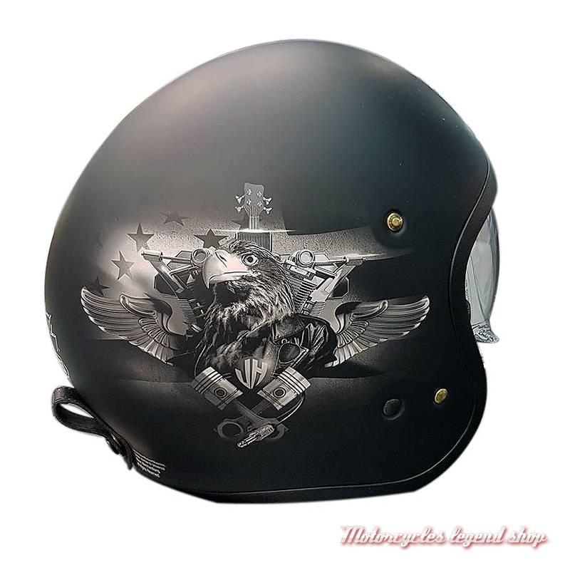Casque Jo Johnny Hallyday Shoei Motorcycles Legend Shop