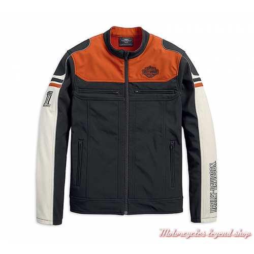 Blouson polaire Colorblock Harley-Davidson