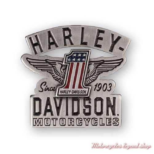 Pin's RWB Harley-Davidson