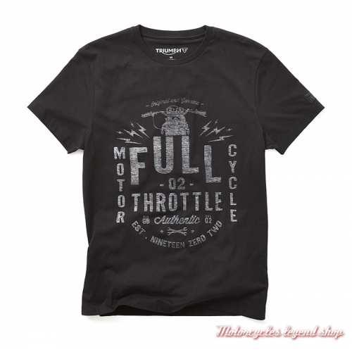 Tee-shirt Prentis Triumph homme