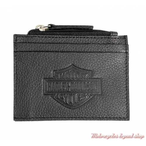 Porte cartes B&S Harley-Davidson