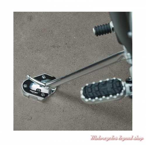 Extention de bequille pour Scrambler XC et XE Triumph, visuel, A9770180