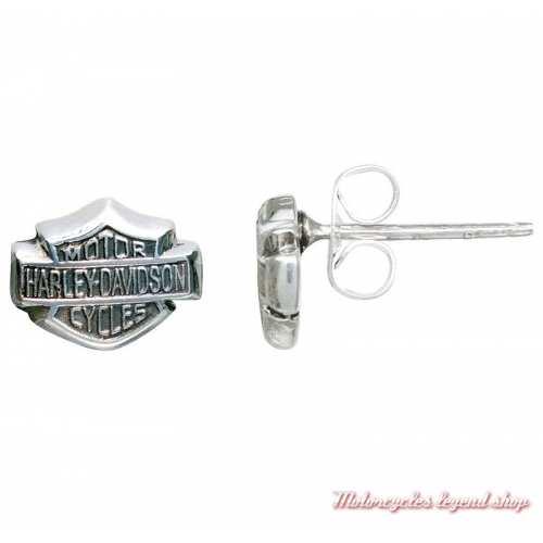 Boucles d'oreilles Bar & Shield Harley-Davidson HDE0085