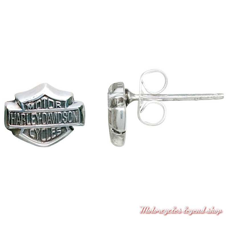 Boucles d'oreilles Bar & Shield Harley-Davidson HDE0085