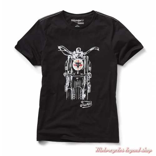 Tee-shirt Prichard Triumph homme