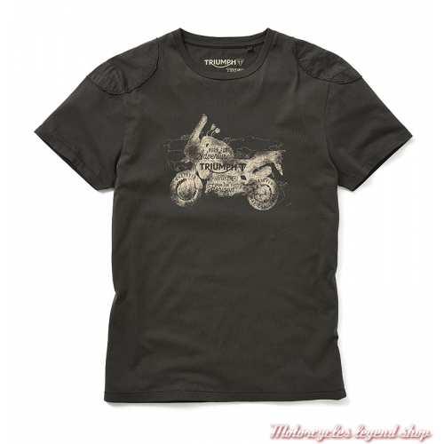 Tee-shirt Royston Triumph homme