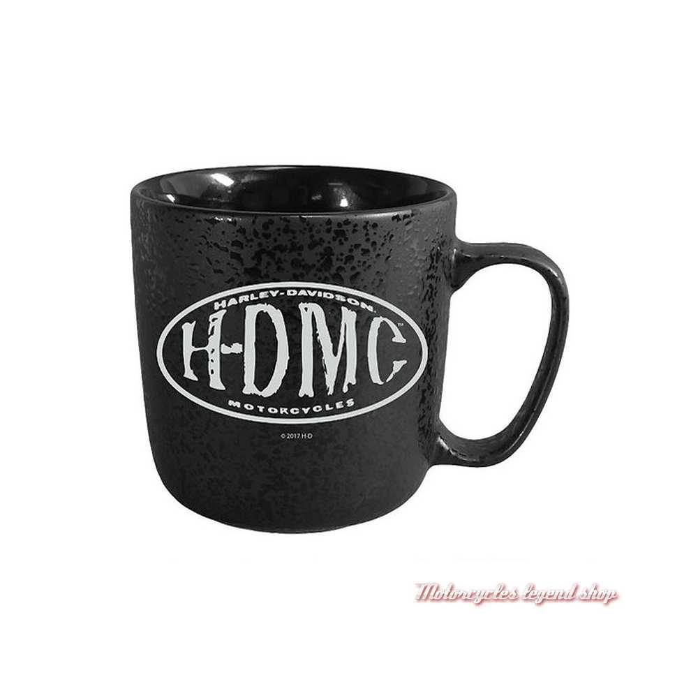 Mug Myst H-DMC Harley-Davidson, noir, 45 cl, 3MLM4925