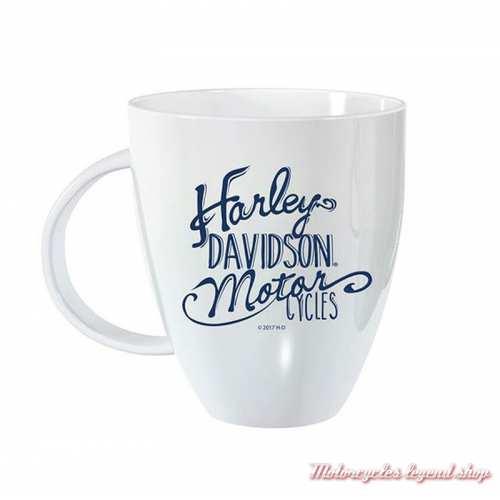 Mug Bistro Lustre Harley-Davidson