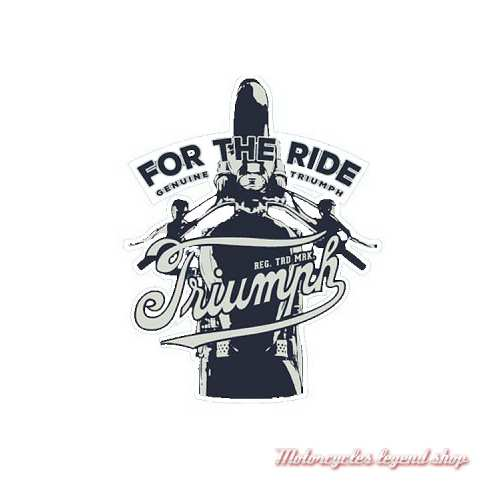 Patch For the Ride Triumph