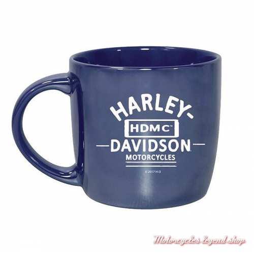 Mug Blue Lustre Harley-Davidson