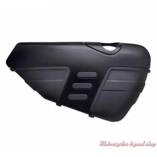 Cache réservoir d'huile Harley-Davidson, noir, 57200139
