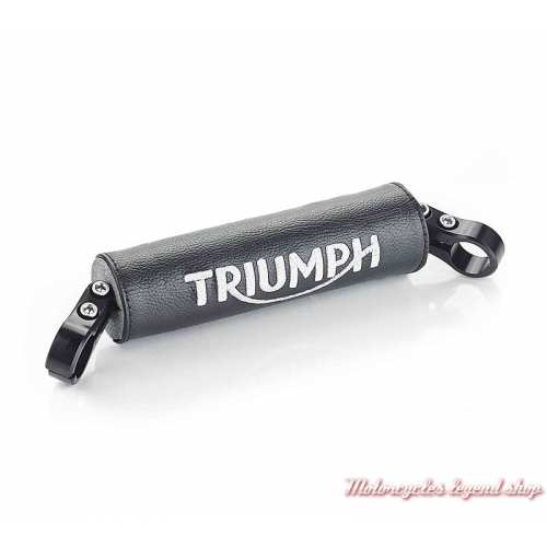 Barre de renfort de guidon pour Street Scrambler Triumph, noir, A9638142