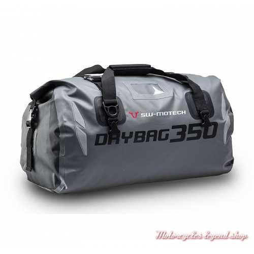 Sac étanche Drybag 350 Sw-Motech, 35 l, gris, noir, tarpaulin, BC.WPB.00.001.10001