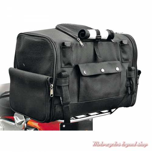 Sac de voyage pour animaux T-Bags, nylon, noir, 749459