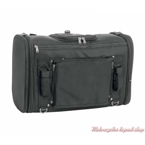 Sac de voyage pour animaux T-Bags, nylon, noir, dos, 749459