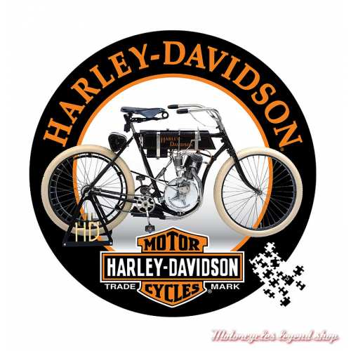 Puzzle Motorcycle Harley-Davidson