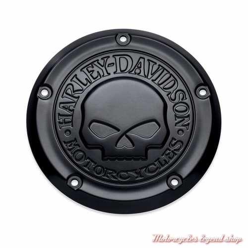 Trappe d'embrayage Skull Harley-Davidson