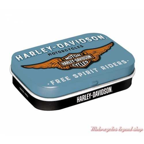 Boite de pastilles mentholées Free Spirit Harley-Davidson