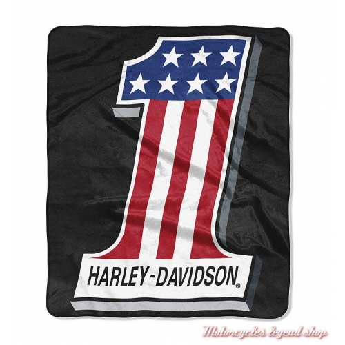 Plaid One Logo Harley-Davidson