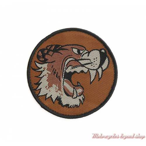 Patch Circle Tiger Triumph