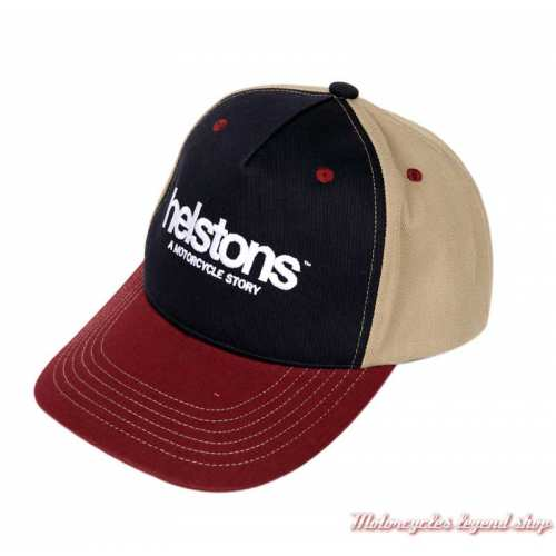 Casquette Corporate Helstons