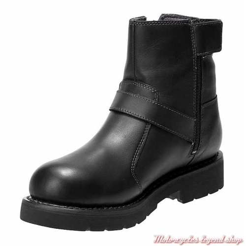 Boots Williams Harley-Davidson homme, waterproof, noir, D97133-2