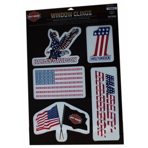 Stickers H-D Patriot