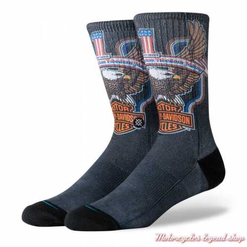 Chaussettes American Pride Harley-Davidson