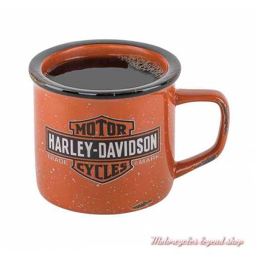 Mug Trademark Campfire Harley-Davidson